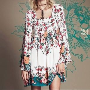 Free People Modern Chinoise Dress